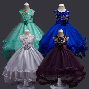 Party dress anak tulle B2W2 Wine
