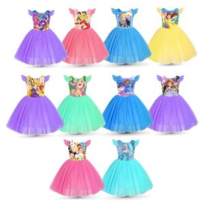 Dress tutu anak character B2W2