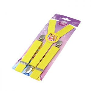 Suspender anak princess kuning