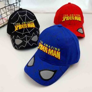 TOPI ANAK SPIDERMAN