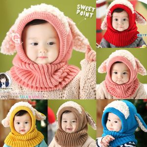 Topi Bunny Winter Hat