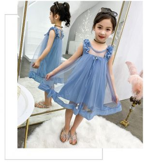 Dress Anak Clock Tutu