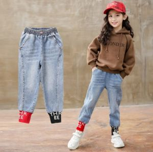 Jeans jogger unisex (bisa buat anak ce and co)