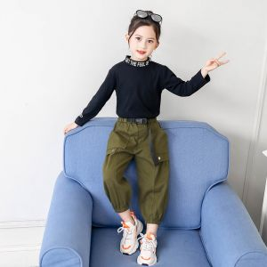 CASUAL SET ANAK PEREMPUAN WITH JOGGER PANT