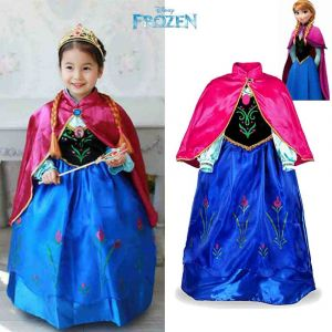 B2W2 Anna Winter Costume With Cape