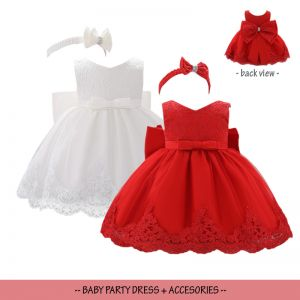 Party dress baby / Dress pesta bayi
