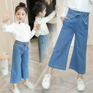 Jeans cutbray anak perempuan